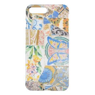 Park Guell Mosaiken iPhone 8 Plus/7 Plus Hülle