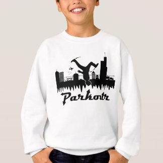 Parkour Stadt Sweatshirt
