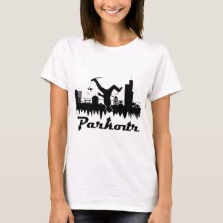 Parkour Stadt T-Shirt