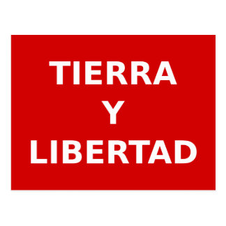 Partido liberales Mexicano, Kolumbien politisch Postkarte