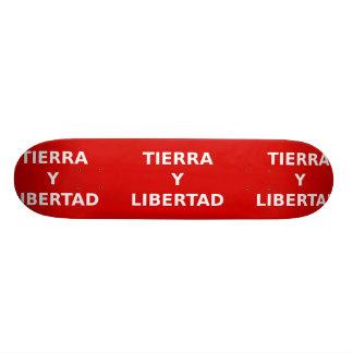 Partido liberales Mexicano, Kolumbien politisch Personalisiertes Skatedeck