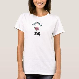 partie de la fête des mères 2007 t-shirt