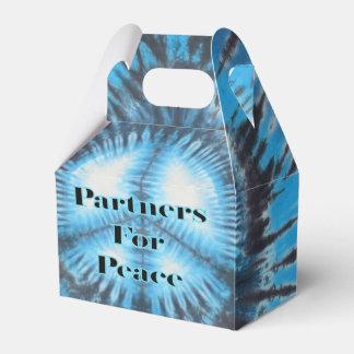 Partner für Frieden Geschenkschachtel