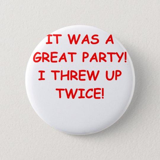 Party Runder Button 5,1 Cm