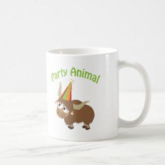 Party-Tier-Yak Kaffeetasse