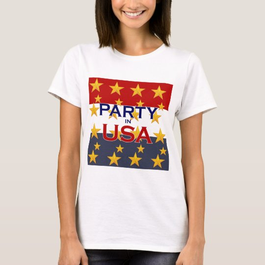 PARTY USA T-Shirt