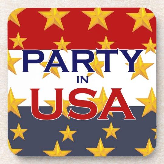 PARTY USA UNTERSETZER