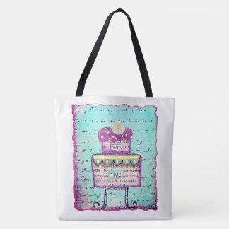 Party-Zeit-Tiered Kuchen-Taschen-Tasche Tasche