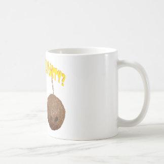 Partynüsse Kaffeetasse