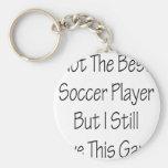 Pas le meilleur footballeur mais moi aiment toujou porte-clé