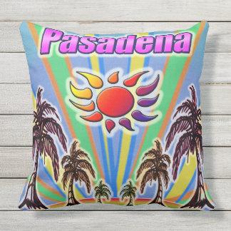 Pasadena-Sommer-Liebe-Kissen Kissen Für Draußen