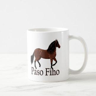 """Paso Fino Bucht """"Paso Fino """" Kaffeetasse"""
