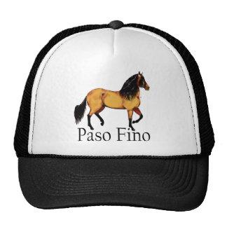 Paso Pferdewildleder Paso Fino Trucker Mützen