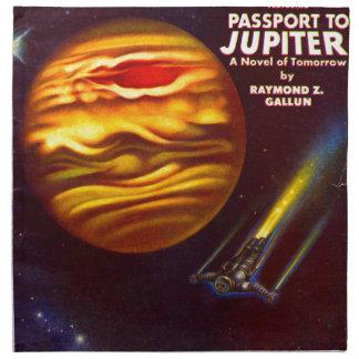 Pass zu Jupiter Serviette