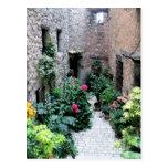 Passage en La Turbie, France Carte Postale