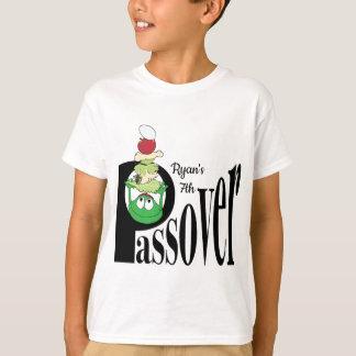 """Passahfest-""""P ist für Passahfest"""" T - Shirt"""