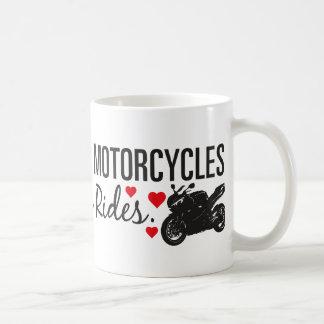 Passen Sie bitte für Motorräder - Sportbike auf Kaffeetasse