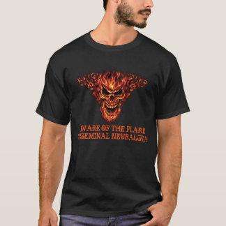 PASSEN SIE VOM AUFFLACKERN-T-SHIRT AUF T-Shirt