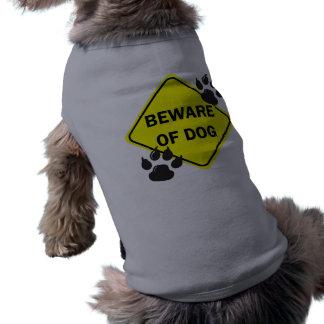 Passen Sie vom Hund mit den Tatzen auf - verfolgen Top