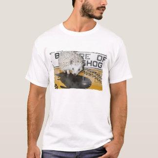 Passen Sie vom Igel auf T-Shirt