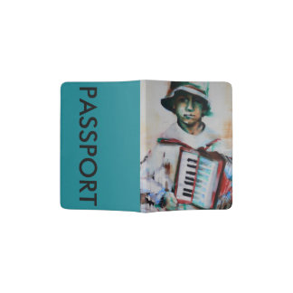 "Passhalter ""Accordion Passhülle"