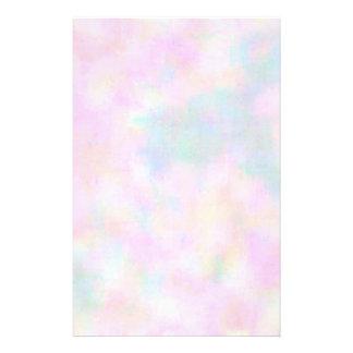 Pastellfarbe Briefpapier