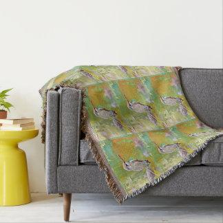 PastellHummer-Wurfs-Decke Decke