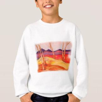 Pastelllandschaft Sweatshirt