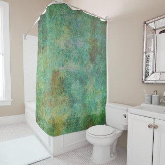 Pastellpaisley-Duschvorhang Duschvorhang