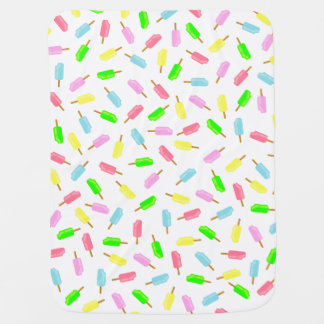 PastellPopsicles Baby-Decke
