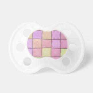 Pastellsteppdecke 1 (I) Schnuller