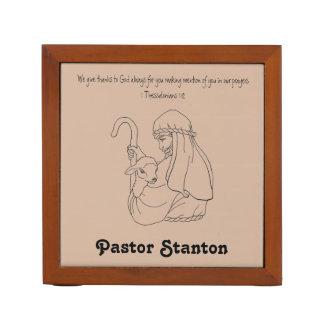 Pastor-Anerkennungs-Geschenk Stifthalter