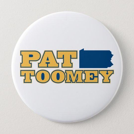 Pat Toomey für Pennsylvania Runder Button 10,2 Cm