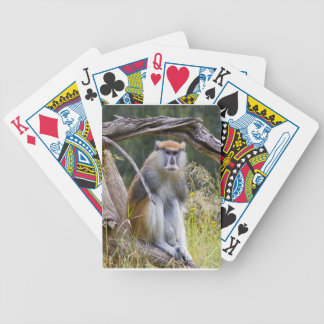 Patas Affe Bicycle Spielkarten