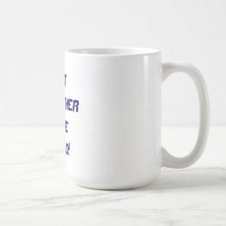 Pate-Schale für den Vatertag Tasse