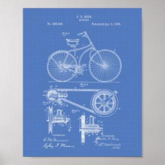 Blaupause Poster auf Zazzle Schweiz
