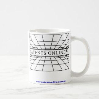 Patente online kaffeetasse