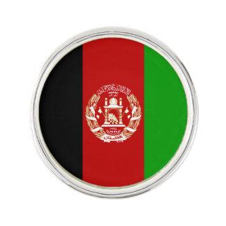 Patriotische afghanische Flagge Anstecknadel