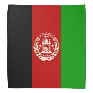 Patriotische afghanische Flagge Halstuch