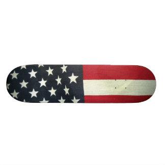 Patriotische Flagge Individuelles Deck