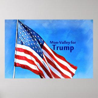 Patriotische Plakate