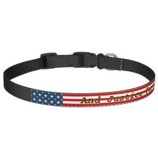 [Patriotischer Amerikaner-] Sterne N Stripes Leine