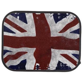 Patriotischer Entwurf des britischen Automatte