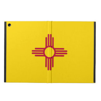 Patriotischer ipad Fall mit Flagge des New Mexiko