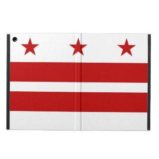 Patriotischer ipad Fall mit Flagge des Washington