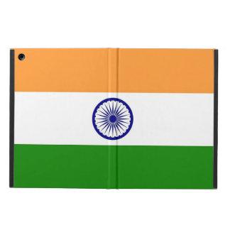 Patriotischer ipad Fall mit Flagge von Indien