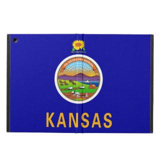 Patriotischer ipad Fall mit Flagge von Kansas