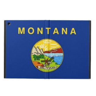 Patriotischer ipad Fall mit Flagge von Montana