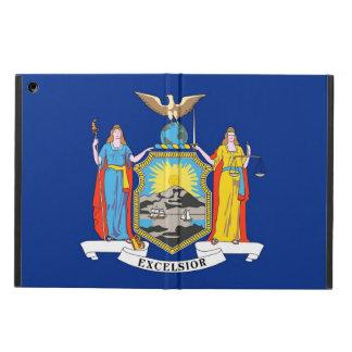 Patriotischer ipad Fall mit Flagge von New York