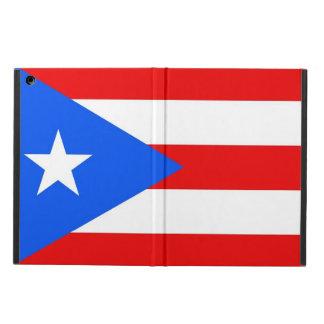Patriotischer ipad Fall mit Flagge von Puerto Rico